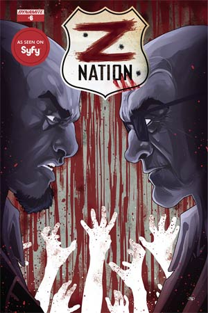 Z Nation #6 Cover A Regular Denis Medri Cover