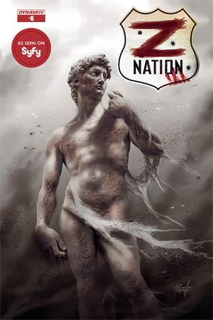Z Nation #6 Cover B Variant Lucio Parrillo Cover