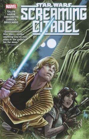 Star Wars Screaming Citadel TP