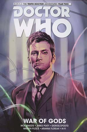 Doctor Who 10th Doctor Vol 7 War Of Gods TP