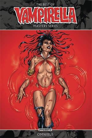 Best Of Vampirella Masters Series Omnibus TP