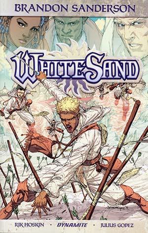 Brandon Sandersons White Sand Vol 1 TP