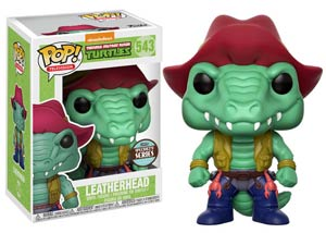 POP Television 543 Teenage Mutant Ninja Turtle Leatherhead Vinyl Figure