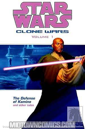 Star Wars Clone Wars Vol 1 The Defense Of Kamino TP