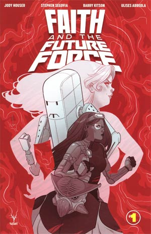 Faith And The Future Force #1 Cover D Incentive Marguerite Sauvage Variant Cover