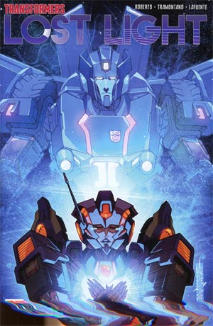 Transformers Lost Light #8 Cover D Incentive Alex Milne Variant Cover