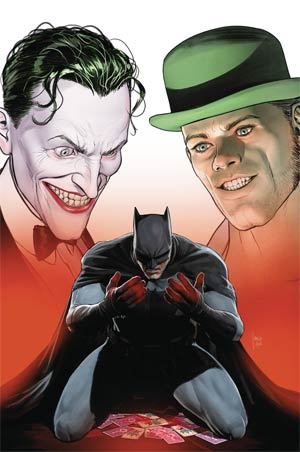 Batman Vol 3 #32 Cover A Regular Mikel Janin Cover