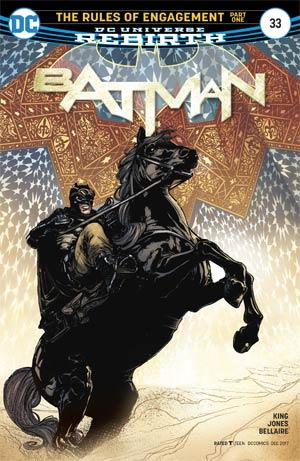 Batman Vol 3 #33 Cover A Regular Joelle Jones Cover