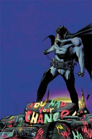 Batman White Knight #1 Cover B Variant Sean Murphy Cover