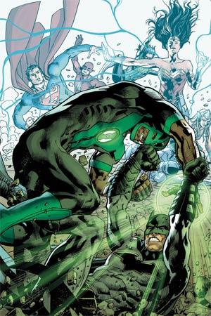 Justice League Vol 3 #30 Cover A Regular Bryan Hitch Cover