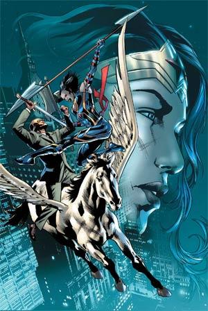 Wonder Woman Vol 5 #33 Cover A Regular Bryan Hitch Cover
