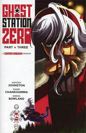 Ghost Station Zero #3 Cover A Regular Shari Chankhamma Cover