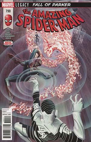Amazing Spider-Man Vol 4 #790 (Marvel Legacy Tie-In)