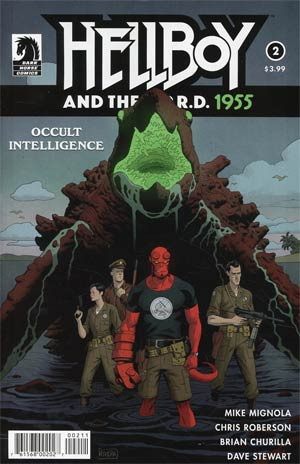 Hellboy And The BPRD 1955 Occult Intelligence #2