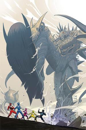 Sabans Go Go Power Rangers #4 Cover A/B Regular Covers (Filled Randomly)