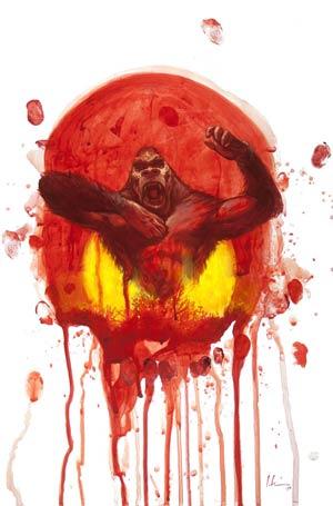 Kong Gods Of Skull Island One Shot Cover A Regular Jeremy Wilson Cover