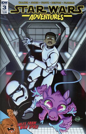 Star Wars Adventures #3 Cover A Regular Eric Jones Cover
