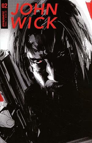John Wick #2 Cover B Variant Jock Cover