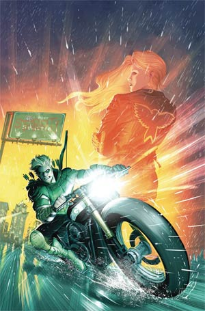 Green Arrow (Rebirth) Vol 4 Rise Of Star City TP