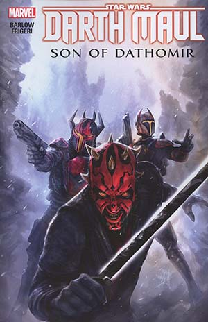 Star Wars Darth Maul Son Of Dathomir TP New Printing