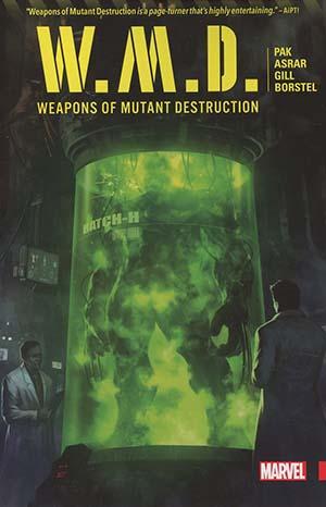 Weapons Of Mutant Destruction TP