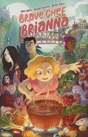 Brave Chef Brianna TP