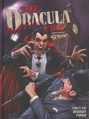 Dracula Files HC