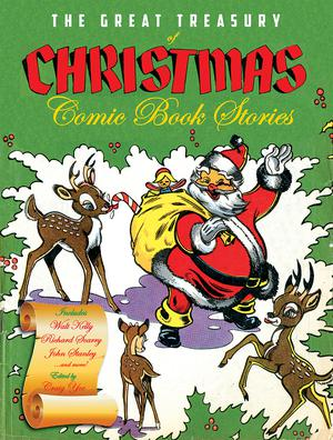 Great Treasury Of Christmas Comic Book Stories TP