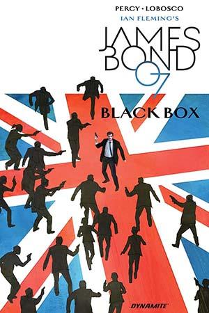 Ian Flemings James Bond In Black Box HC