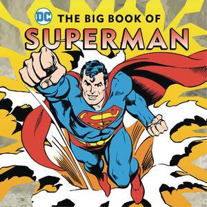Big Book Of Superman HC