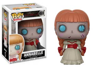 POP Movies 469 Annabelle Vinyl Figure