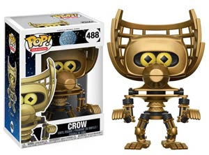POP Television 488 Mystery Science Theatre 3000 Crow Vinyl Figure