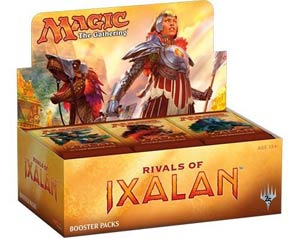 Magic The Gathering Rivals Of Ixalan Booster Display Of 36 Packs