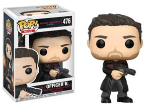 POP Movies 476 Blade Runner 2049 Officer K Vinyl Figure