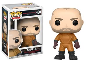 POP Movies 480 Blade Runner 2049 Sapper Vinyl Figure