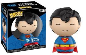 Dorbz 407 DC Super Heroes Superman Vinyl Figure