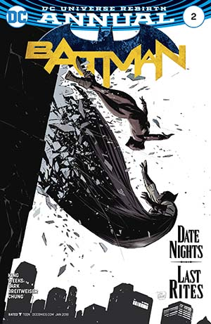 Batman Vol 3 Annual #2 Cover A 1st Ptg