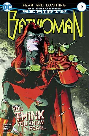 Batwoman Vol 2 #9 Cover A Regular Fernando Blanco Cover