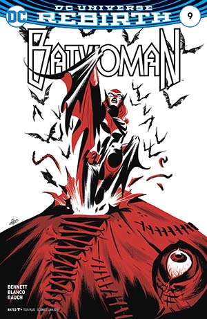 Batwoman Vol 2 #9 Cover B Variant Michael Cho Cover
