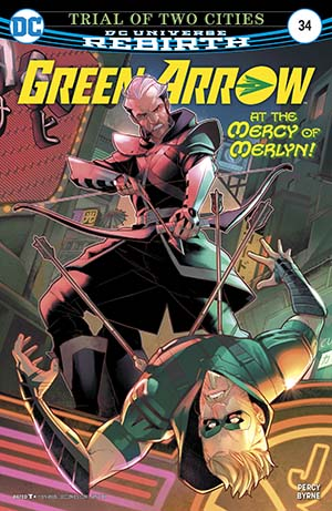 Green Arrow Vol 7 #34 Cover A Regular Jamal Campbell Cover