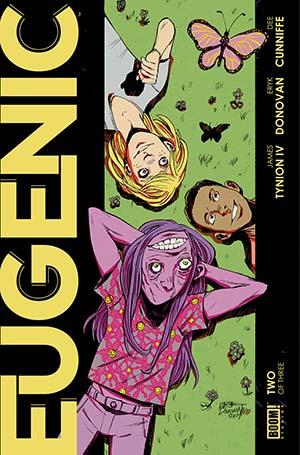 Eugenic #2 Cover A Regular Eryk Donovan Cover
