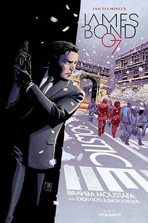 James Bond Solstice One Shot