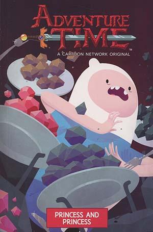 Adventure Time Original Graphic Novel Vol 11 Princess And Princess TP