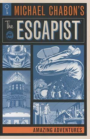 Michael Chabons Escapist Amazing Adventures TP
