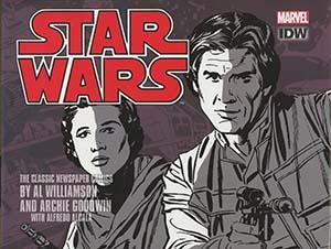 Star Wars Classic Newspaper Comics Vol 2 By Al Williamson & Archie Goodwin HC