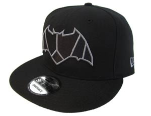 Justice League Movie Batman Symbol Black 950 Snapback