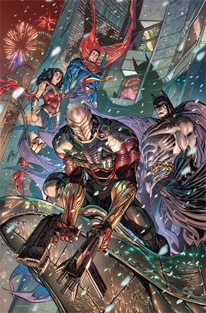 Trinity Vol 2 #16 Cover A Regular Guillem March Cover
