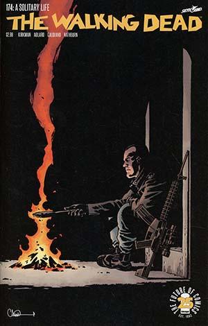 Walking Dead #174 Cover A Regular Charlie Adlard & Dave Stewart Cover