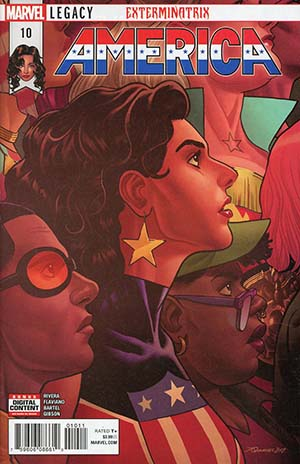 America #10 (Marvel Legacy Tie-In)