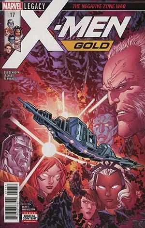 X-Men Gold #17 (Marvel Legacy Tie-In)